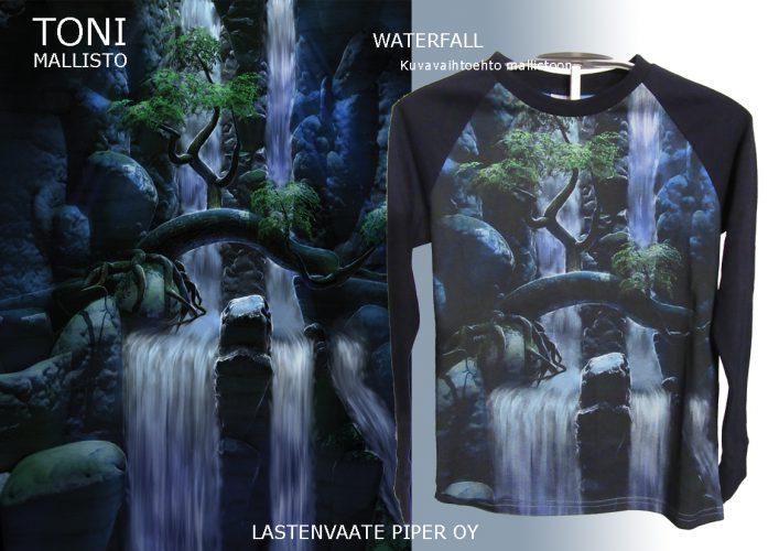 waterfall 100